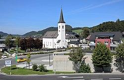 Fuschl am See - Kirche (4).JPG