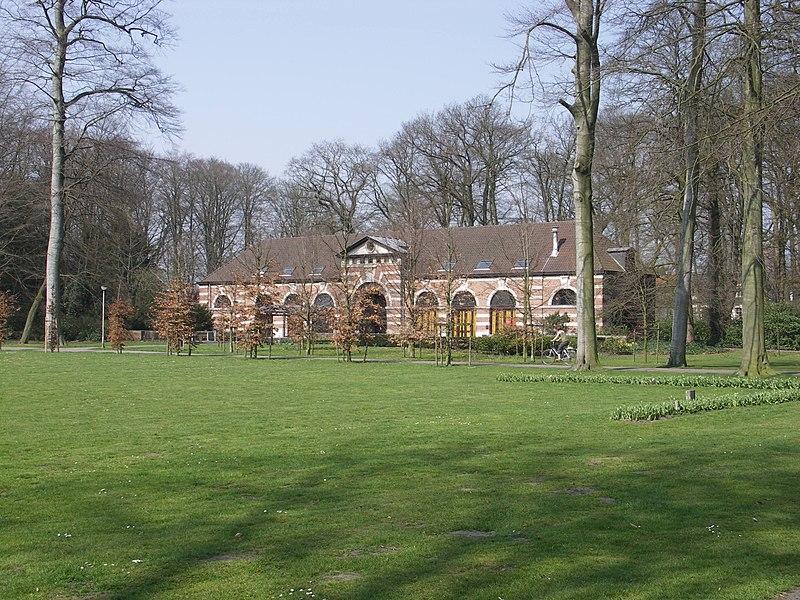 Gärtnerei im Park von Brasschaat [2007/04]