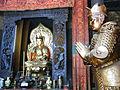 GD Guangdong Sanshui 蘆苞祖廟 chinese temple 觀世音菩薩 Guan Yin 09 statues July-2012.JPG