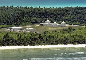 GEODSS at Diego Garcia.