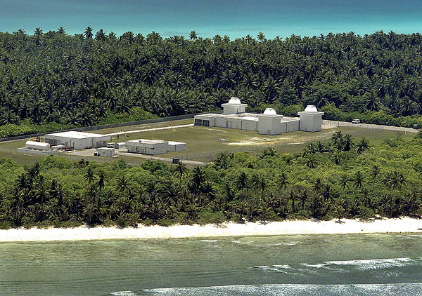 GEODSS facility at Diego Garcia