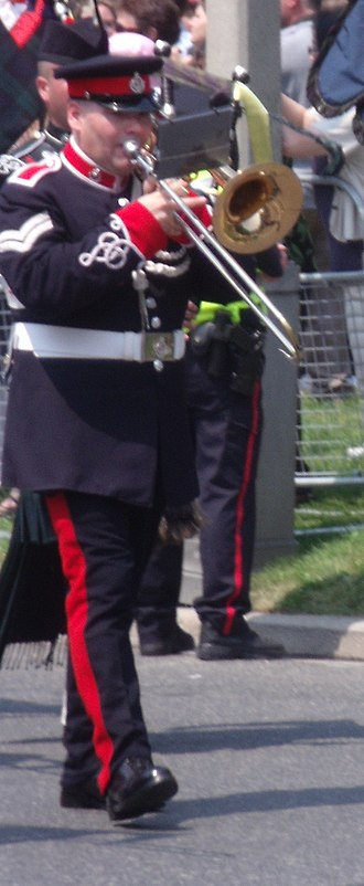 The Governor General's Horse Guards - A member of the GGHG Band