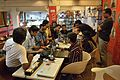 GLAM Discussion - Bengali Wikipedia Meetup - Kolkata 2015-10-11 5890.JPG