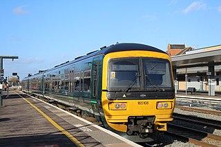 British Rail Class 165