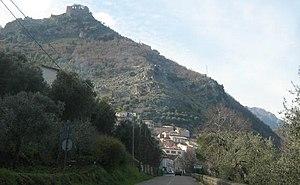 Sicignano degli Alburni - Image: Galdo (Panorama)
