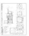 Galus Paddock Farm, Springfield Road, Edwardsville, Madison County, IL HABS ILL,60- ,1A- (sheet 3 of 3).png