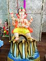 Ganapati Photos - An innovative Lord Ganesh image for sale on occasion of Ganesh Chaturthi.jpg