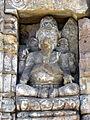 Ganesha, Larger Shiva Temple, Gedong Songo III, 1206.jpg