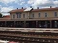 Gara din Caracal. - panoramio.jpg