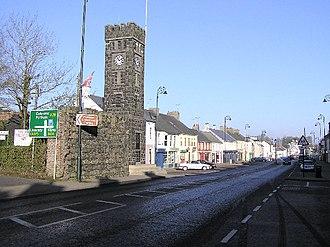 Garvagh - Image: Garvagh, County Londonderry geograph.org.uk 114809
