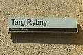 Gdańsk Targ Rybny – tablica SIM Główne Miasto.JPG