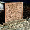 Gedenkstein Erich Muehsam Oranienburg.jpg