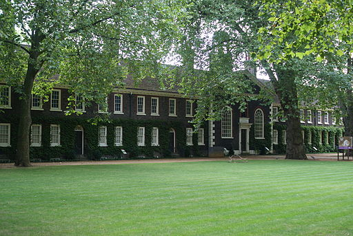 Geffrye Museum in August 08