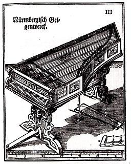 Geigenwerk Praetorius