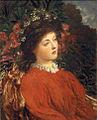 George Frederic Watts - Portrait of Eveleen Tennant (later Mrs. F.W.H. Myers).jpg