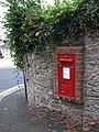 George V postbox, Oakhill Road, Torquay - geograph.org.uk - 1517013.jpg
