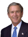 George W Bush transparent.png