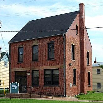 Georgetown, Prince Edward Island - Georgetown Post Office
