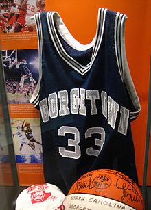 new product 5bb46 64990 Patrick Ewing - Wikipedia