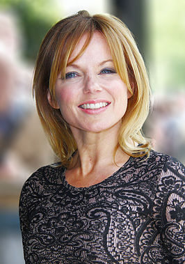 Geri Halliwell in 2013