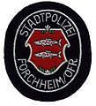 Germany - Stadt Polizei Forchheim (Oberfranken) (defunct 1970) (5411521124).jpg