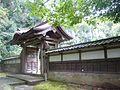 Gesshouji Temple in Matsue City - 松江市の月照寺 1.jpg