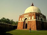 Tomb of Ghiasuddin Khan,