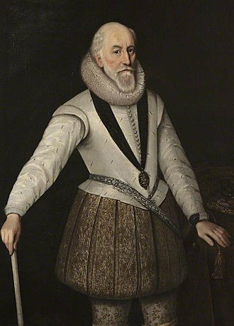 Edward Somerset, 4th Earl of Worcester - Image: Gilbert Jackson Edward Somerset 4th Earl of Worcester