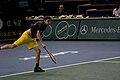 Gilles Simon at the 2008 BNP Paribas Masters.jpg