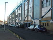 Priestfield Stadium, Home of the Gills