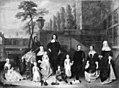 Gillis van Tilborgh - Family Group on a Garden Terrace - KMSsp293 - Statens Museum for Kunst.jpg