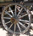 Gillman Ranch, Old Wheel 5-2012 (7414694688).jpg
