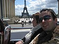 Giorgi Latsabidze in Paris with Mom.JPG