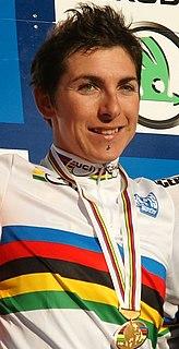 Giorgia Bronzini Italian cyclist