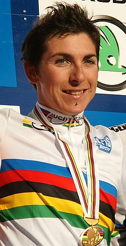 Giorgia Bronzini 2011 World Champ.jpg