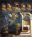 Giotto di Bondone - Legend of St Francis - 9. Vision of the Thrones - WGA09130.jpg