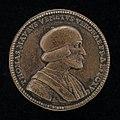 Giovanni Maria Pomedelli, Tommaso Moro, Captain of Verona 1527 (obverse), c. 1527, NGA 44636.jpg
