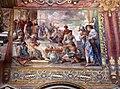 Giovanni baglione, costantino dona gli arredi alla basilica laterana, 1597-1601 ca.jpg