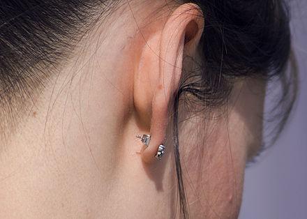 Fetish ears pierced
