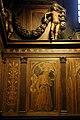 Giuliano da maiano, maso finiguerra, alesso baldovinetti e altri, tarsie della sagrestia delle messe, 1436-1468, 04 annunciazione tra amos e isaia 1.jpg