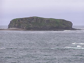 Glashedy - Image: Glashedy Island geograph.org.uk 1333386