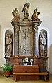 Gmunden - Pfarrkirche Jungfrau Maria und Erscheinung des Herrn - Arme-Seelen-Altar - 1683.jpg