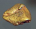 Gold nugget (placer gold) (Nacoochee Placer Deposit, White County, Georgia, USA) (16956165827).jpg