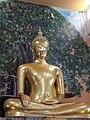 Golden buddha of Wat Pain-goen, Bangkok Thailand. หลวงพ่อสัมฤทธิ์ วัดไผ่เงินโชตนาราม.jpg