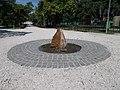 Golgota Square Fountain, 2016 Józsefváros.jpg