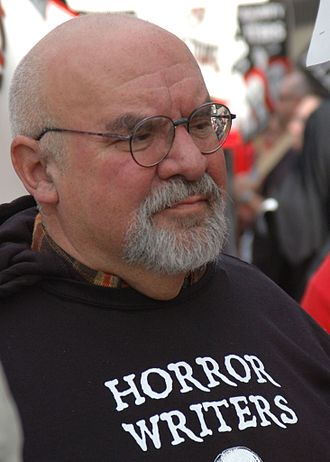 Stuart Gordon - Gordon during the 2007 Writers Guild of America strike