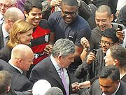 Gordon Brown, University of Bradford