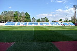 Tengiz Burjanadze Stadium - Image: Gori Dila Stadium