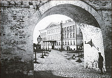 Governor House in Nizhny Novgorod Kremlin, 1910.jpg