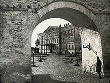 Governor House in Nizhny Novgorod Kremlin, 1910.jpg